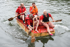 Kingsbridge - Kingsbridge Fair Week - Raft Race - Special Delivery